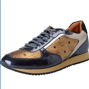 MCM Jogger Visetos Fashion Sneaker